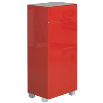 schuhschrank monza in hochglanz rot. Black Bedroom Furniture Sets. Home Design Ideas