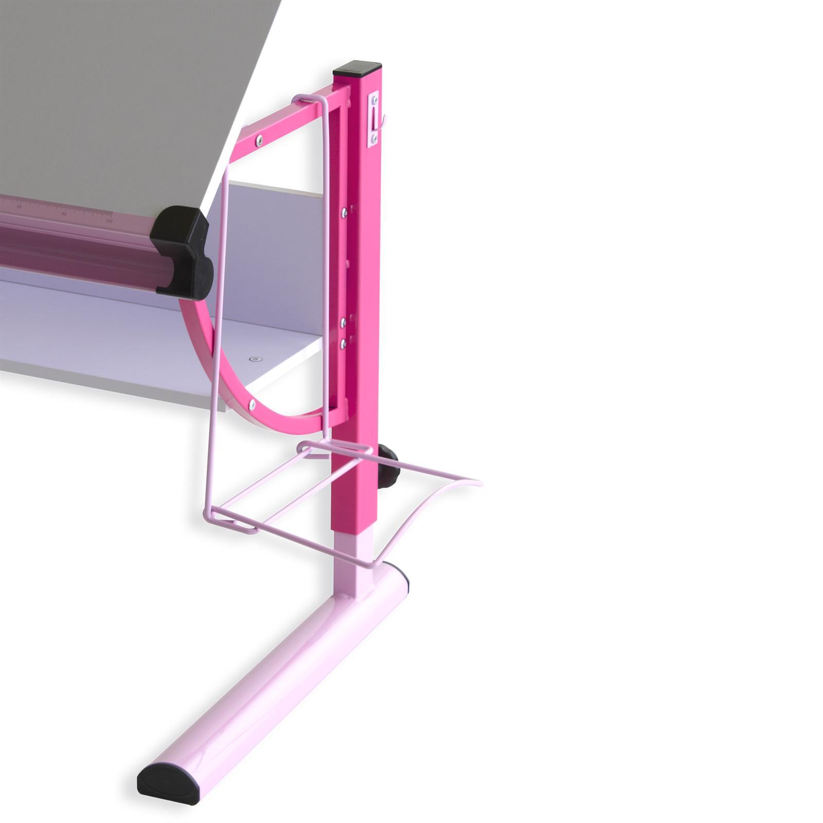 bureau enfant carina r glable en hauteur et plateau. Black Bedroom Furniture Sets. Home Design Ideas