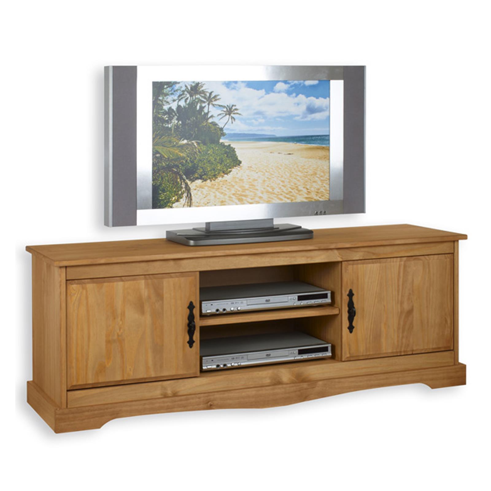 tv lowboard santiago kiefer massiv mobilia24. Black Bedroom Furniture Sets. Home Design Ideas