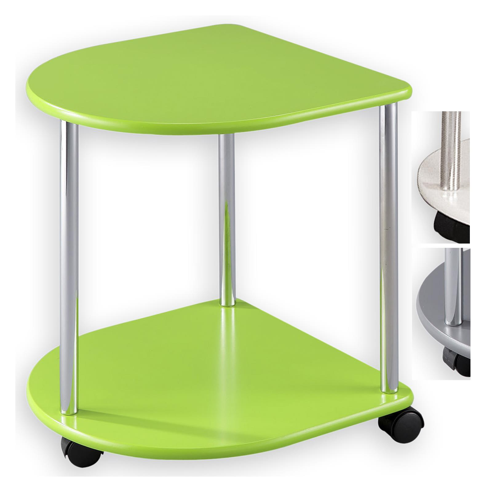 couchtisch felina mit rollen in 3 farben mobilia24. Black Bedroom Furniture Sets. Home Design Ideas