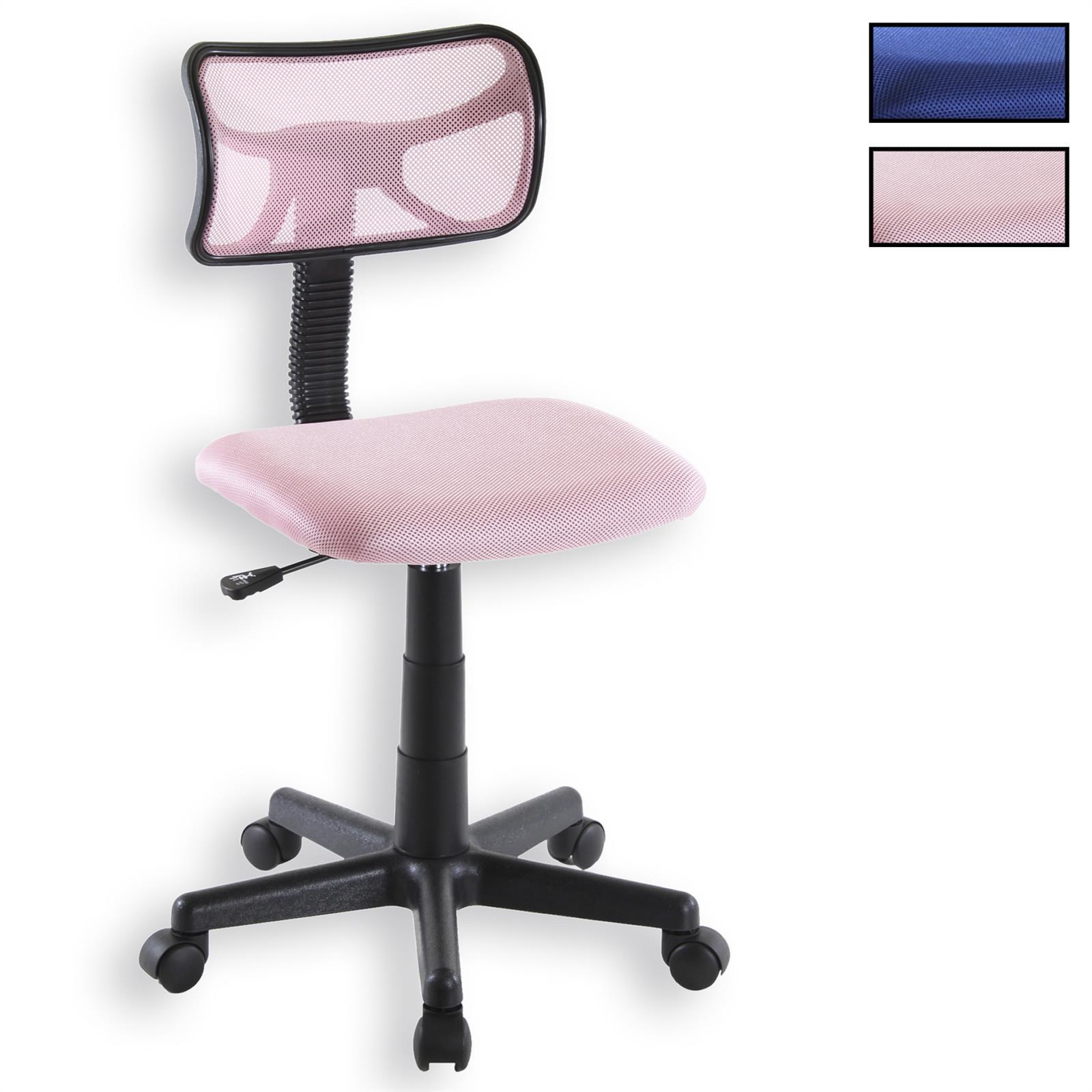fauteuil de bureau pour enfant stefan 3 coloris disponibles mobilia24. Black Bedroom Furniture Sets. Home Design Ideas