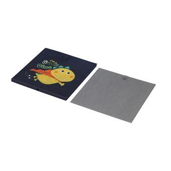 Stoffbox DINO-2 faltbar im 2er Pack