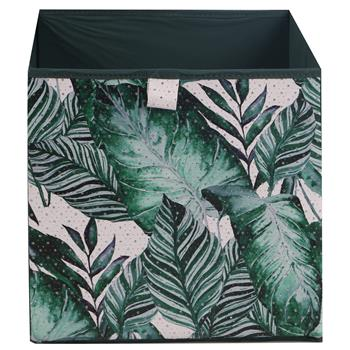 Lot de 2 tiroirs en tissu JUNGLE