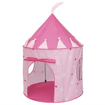 Spielzelt PRINCESS in rosa
