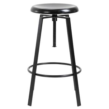 Lot de 2 tabourets de bar BATILDA