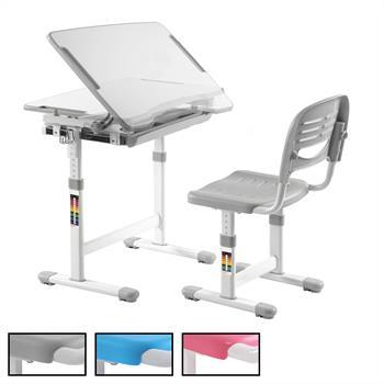 Ensemble bureau et chaise pour enfant ALUMNO