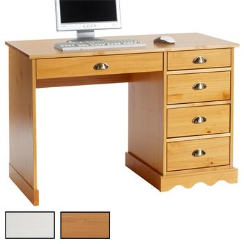 Schreibtisch COLETTE in mehreren Farben