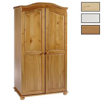Garderobenschrank Dielenschrank DAVOS 2 Türen in 3 Farben