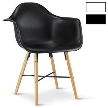 Esszimmerstuhll Retro Design EMILIO 4er Set