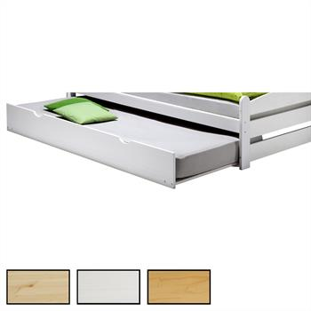 Tiroir-lit en pin GRETA, 90 x 200 cm, 3 coloris disponibles