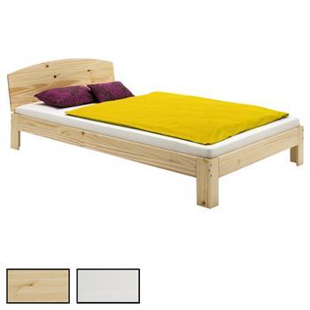 Holzbett TIM in 3 Farben und 4 Größen
