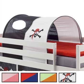 Tunnel MAX für Spielbett Hochbett, in 4 Farben