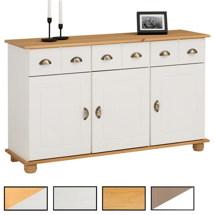 apothekerkommode colmar kiefer massiv mobilia24. Black Bedroom Furniture Sets. Home Design Ideas